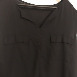 Apt. 9 Tops - ❄️ 5/$15 ❄️ Black Sleeveless Blouse